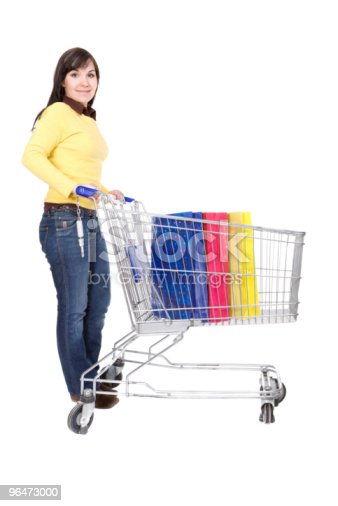 Shopping Stock Photo & More Pictures of Adult