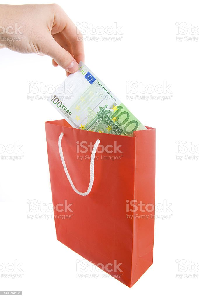 Lo Shopping foto stock royalty-free