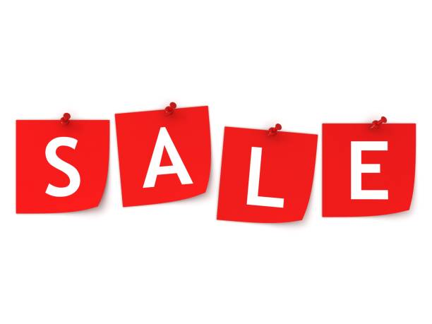Shopping sale marketing note Shopping sale marketing note cheap stock pictures, royalty-free photos & images