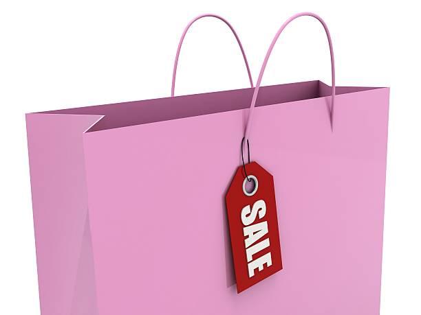 shopping-sale - b767 stock-fotos und bilder