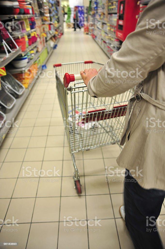 shopping di tempo foto stock royalty-free