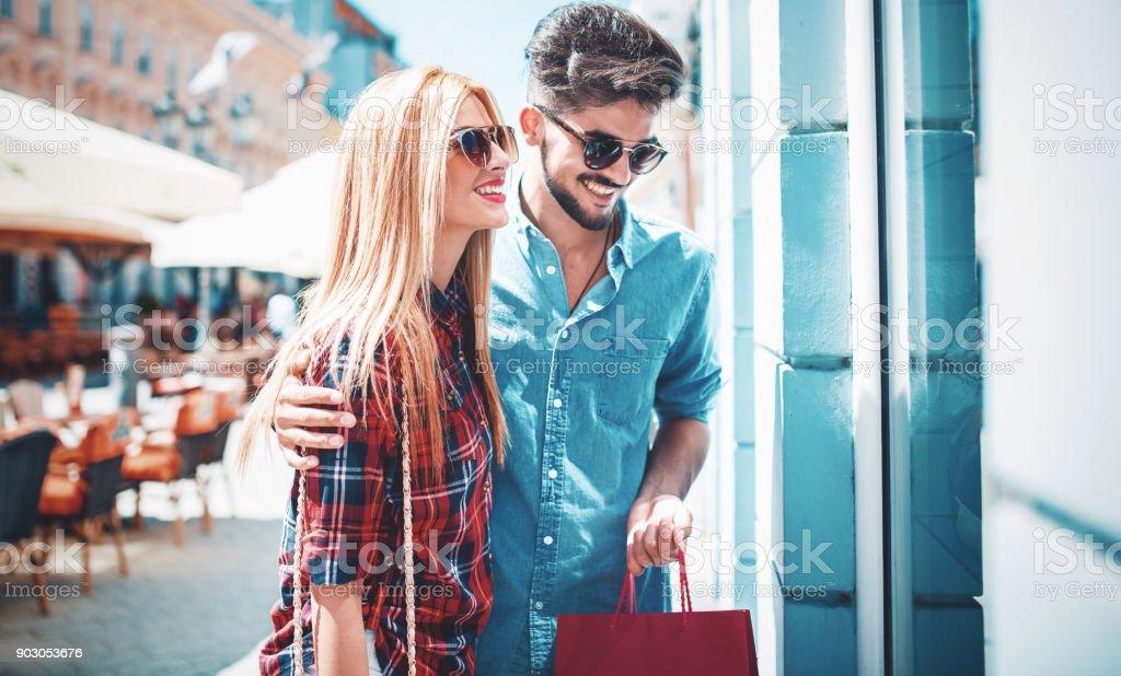 Dating-Warenkorb