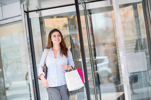 Royalty Free Walking Into Glass Door Pictures Images And Stock
