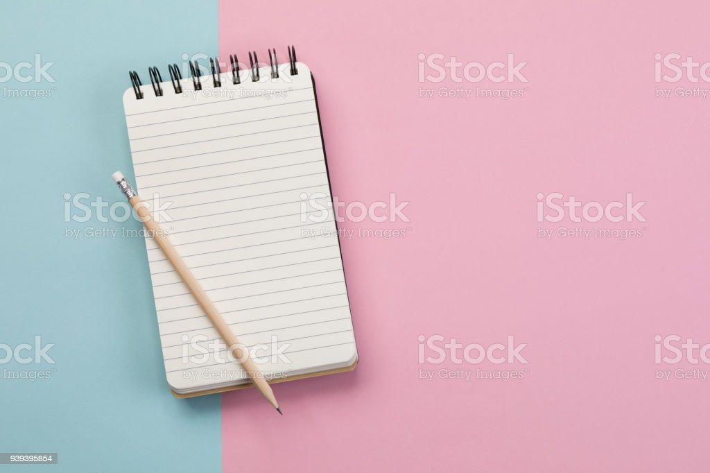 Shoppinglist - Concept stock photo