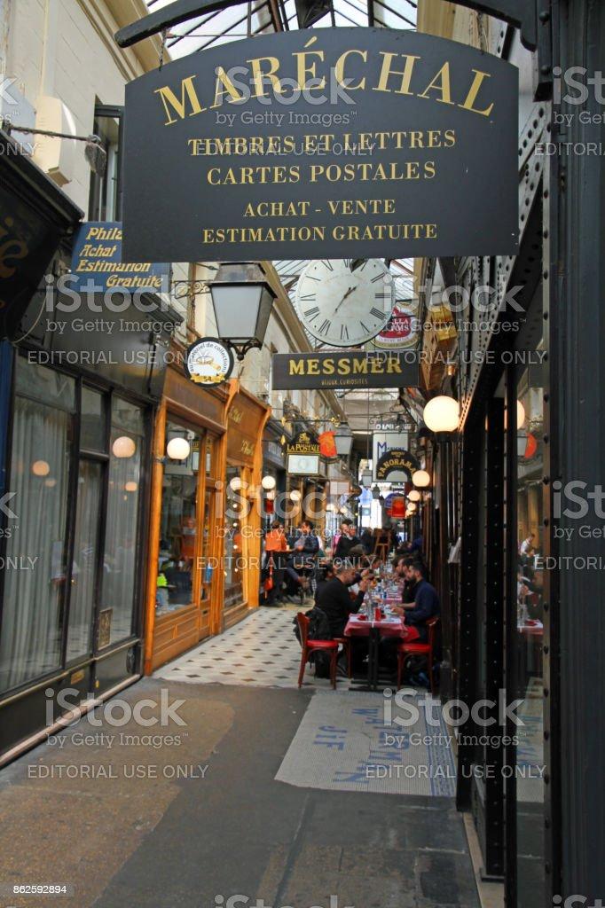 Boutiques et Passages - Photo