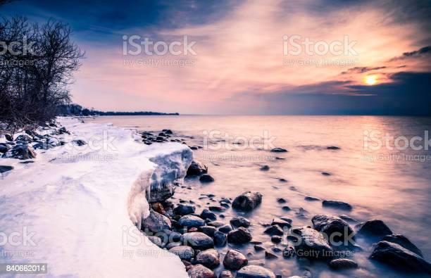 Photo of Shore lake