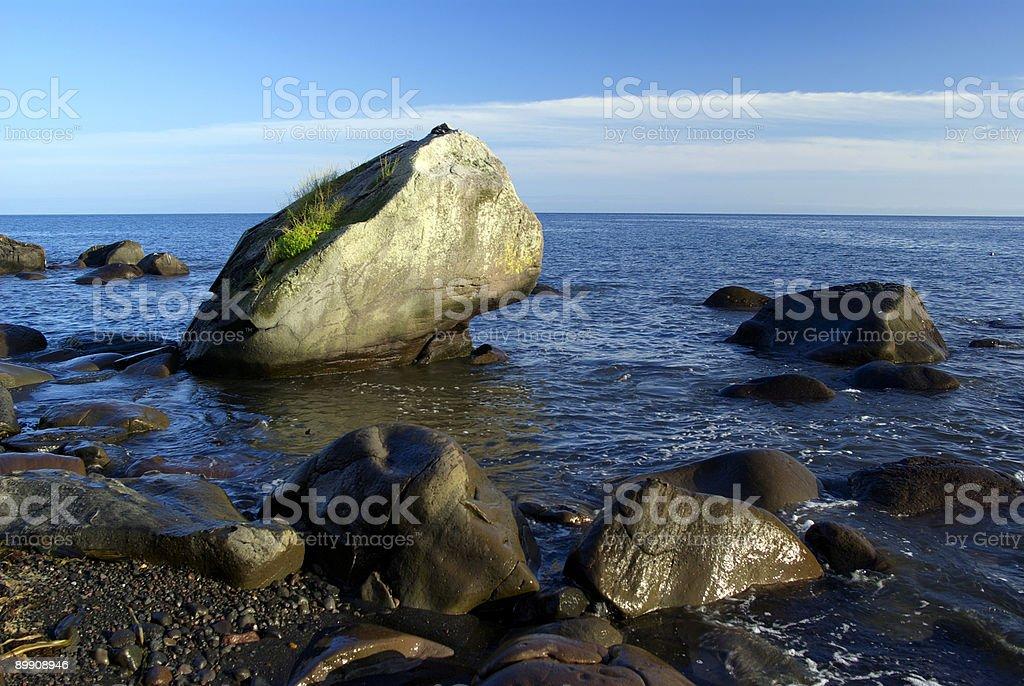 Shore royalty-free stock photo