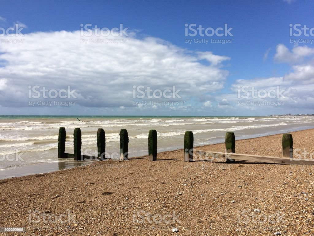 Shoreham by Sea - Photo de Eau libre de droits