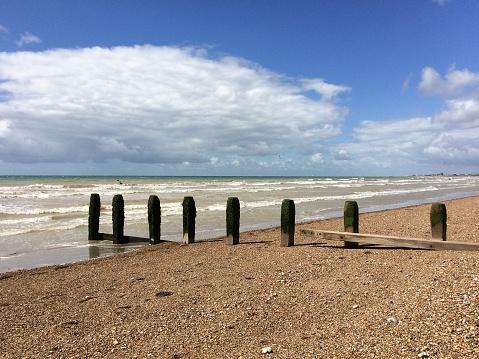 바다에 의해 Shoreham 0명에 대한 스톡 사진 및 기타 이미지