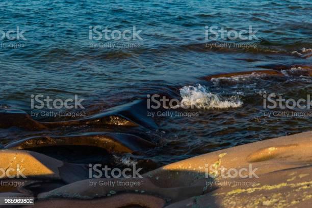 Shoreline In The Georgian Bay - Fotografias de stock e mais imagens de América do Norte