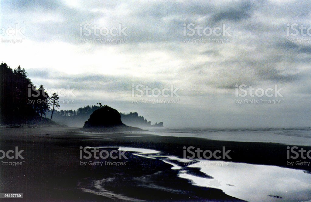 shoreline royalty-free stock photo