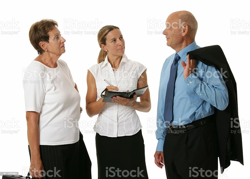 short conference royalty-free stock photo