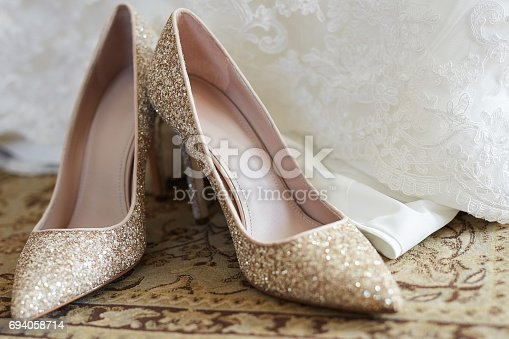 istock Short in height, big on style 694058714