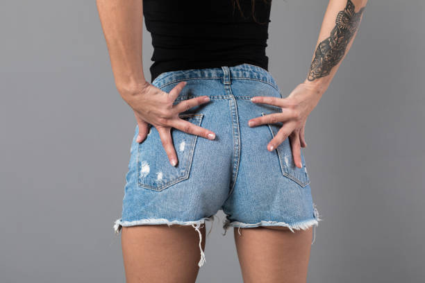 Sexy Bum Stock Photos, Pictures & Royalty-Free Images - iStock