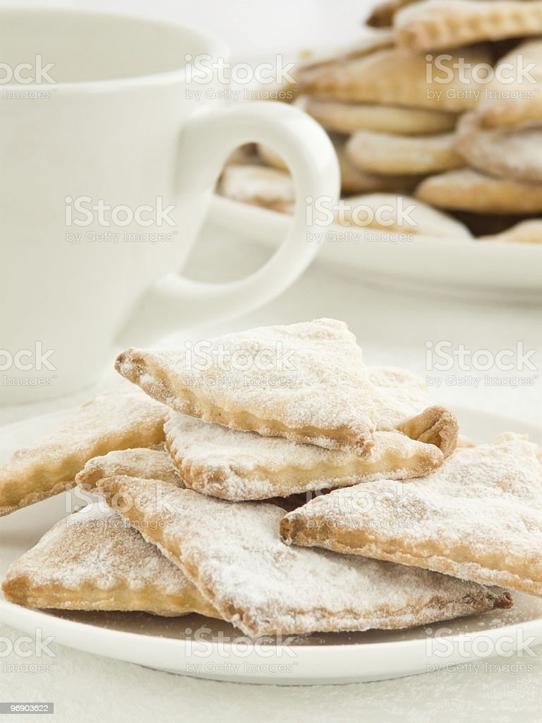 Shortcakes royalty-free stock photo