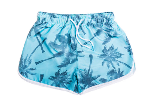 shorts for swimming o stock photo