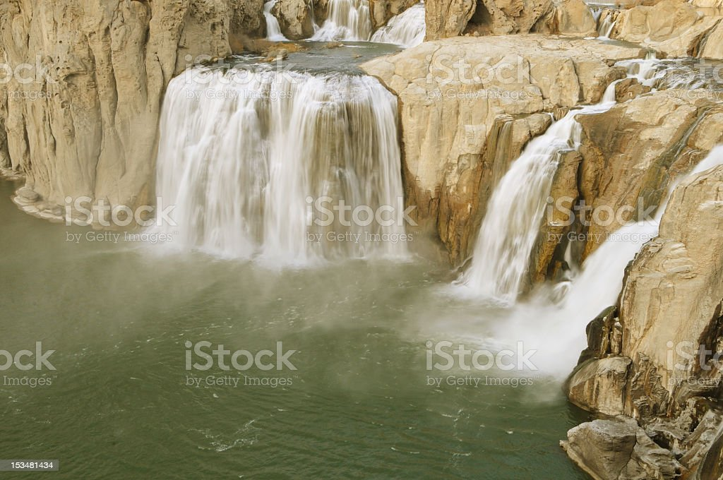 Shoshone Falls royalty-free stock photo