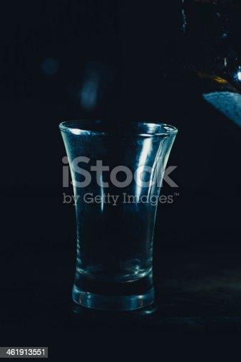 istock shot glass on black 461913551