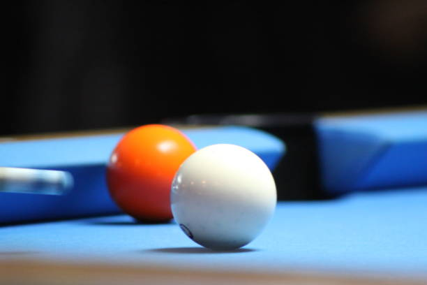 shot - pool cue stock photos and pictures