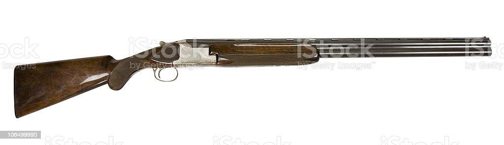 Shotgun stock photo