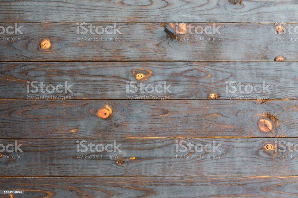 Shou Sugi Ban Wooden Background stock photo