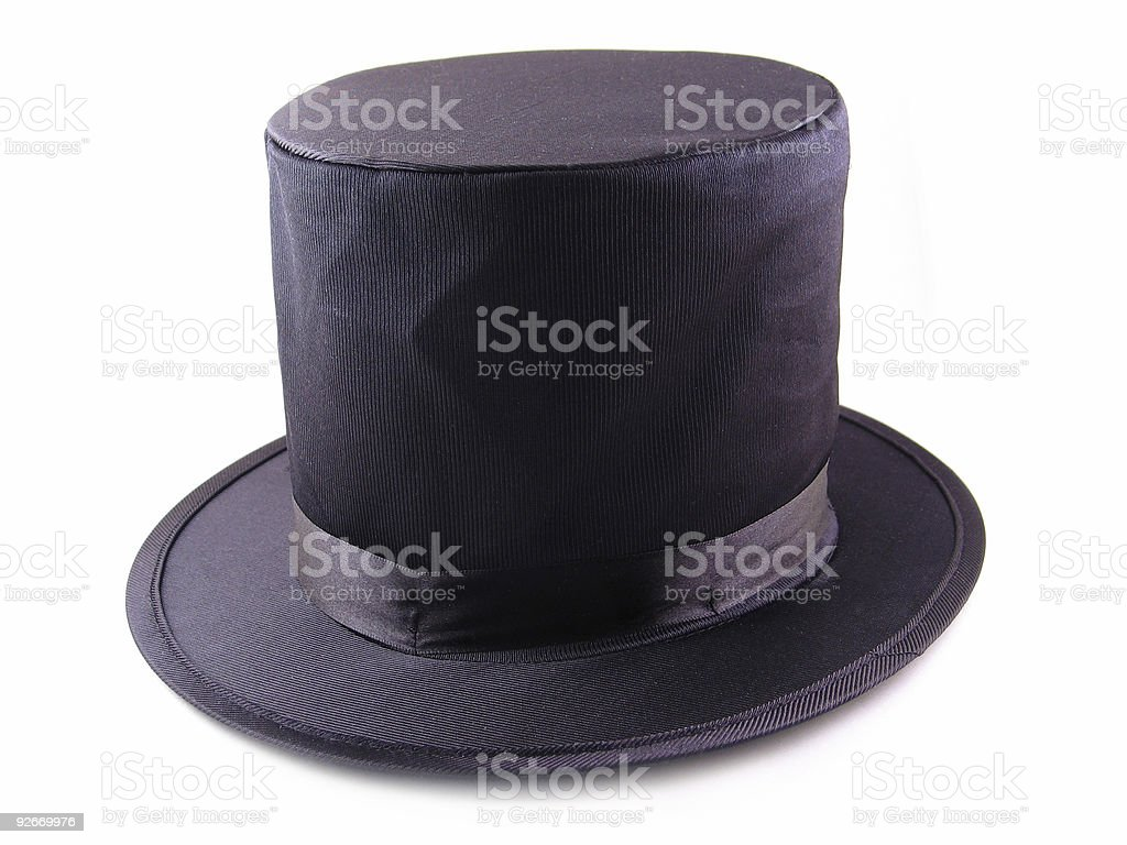 Show Hat royalty-free stock photo