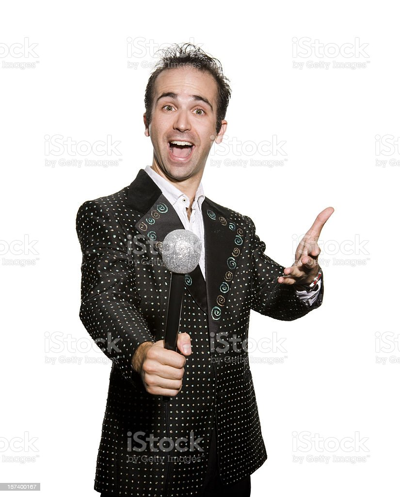 Show Host Series Stock Photo & More Pictures Of Adult