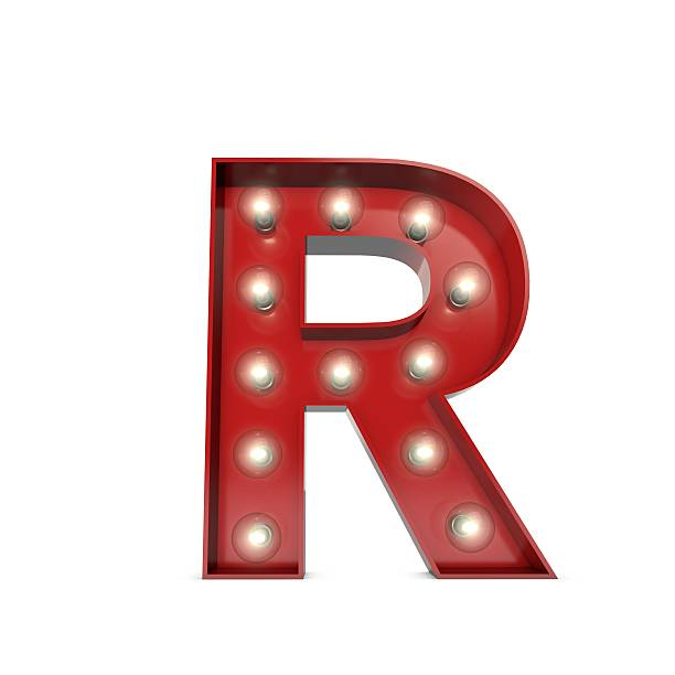 Best Letter R Stock Photos, Pictures & Royalty-Free Images - iStock