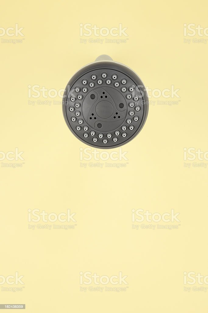 Shower Head Close-up royalty-free stock photo
