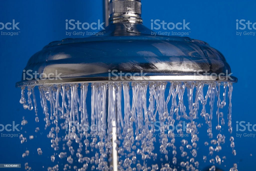 Showerhead royalty-free stock photo