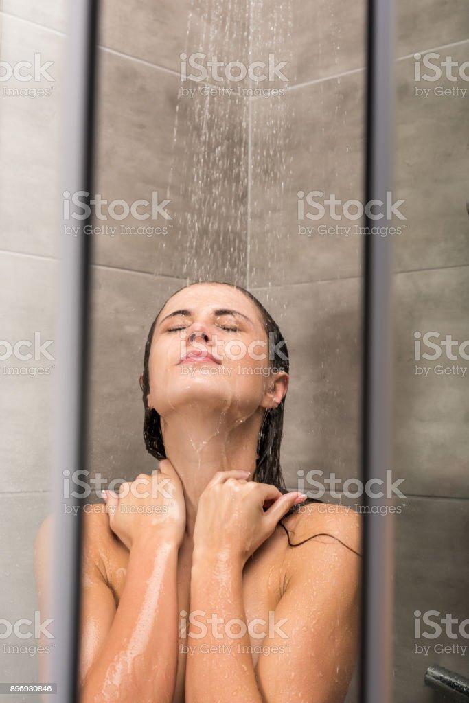 Girls duschen