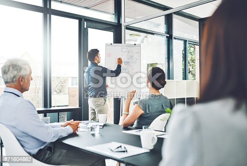 istock Showing them what it all means 871604662