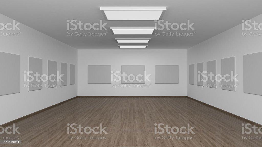 Showroom royalty-free stock photo