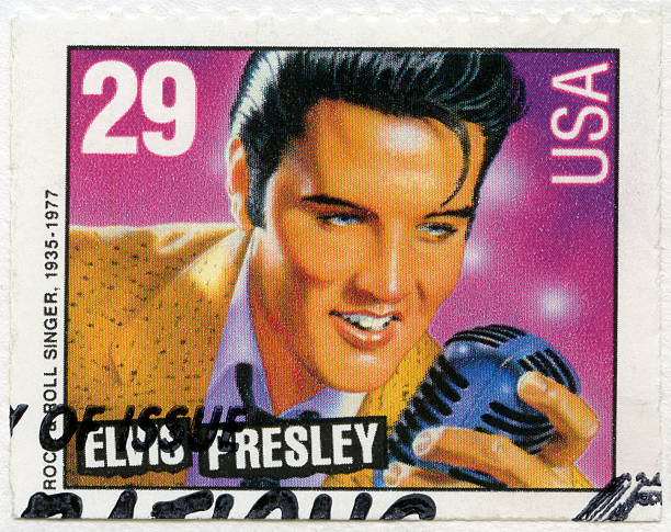 usa 1993 shows elvis presley - elvis stock photos and pictures