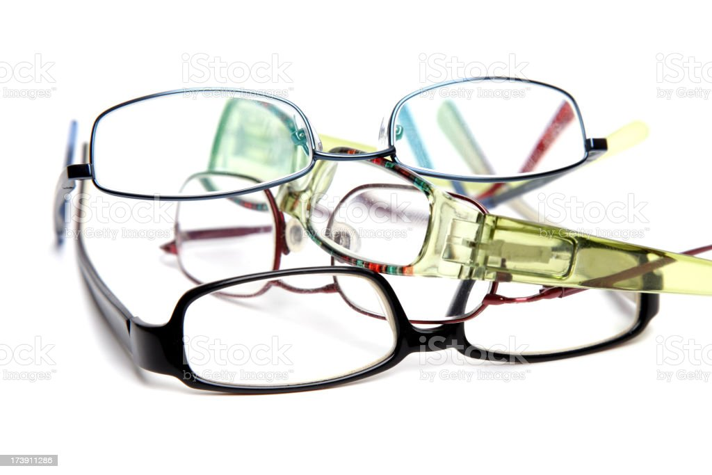 spectacles royalty-free stock photo