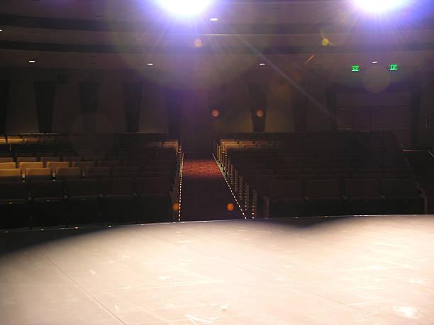 Showtime-Bühne – Foto