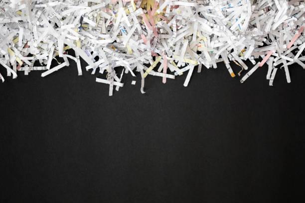 dokumente - papier recycling stock-fotos und bilder