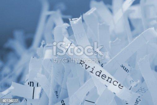 istock Shredded Paper 92136227
