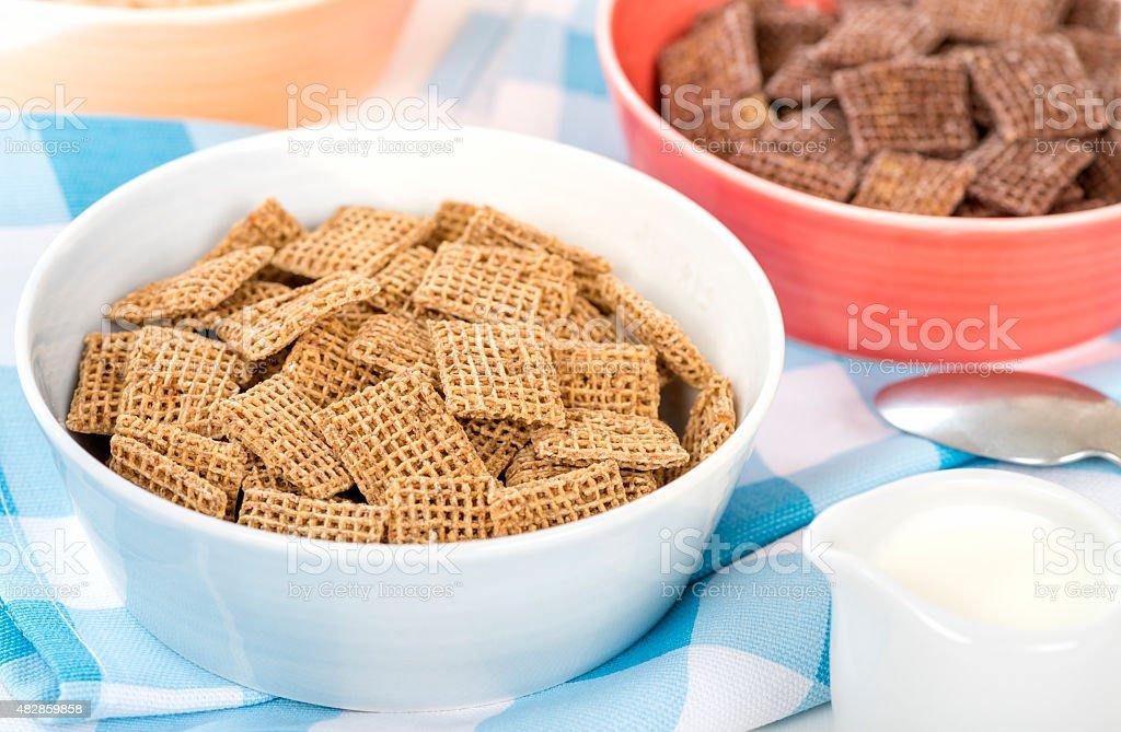 Shreddies Cereal stock photo