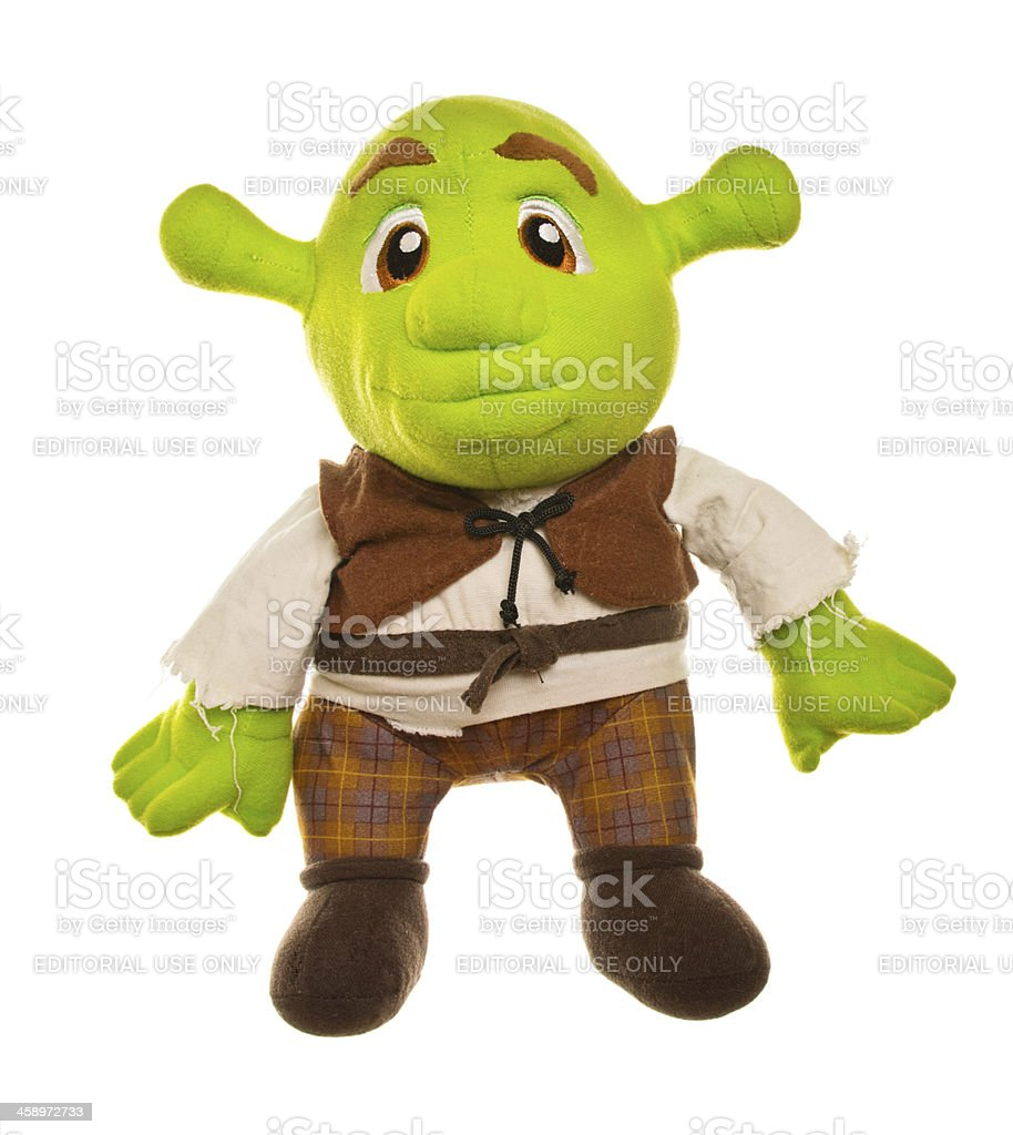 Shrek Stuffed Toy Stock Photo Download Image Now Istock