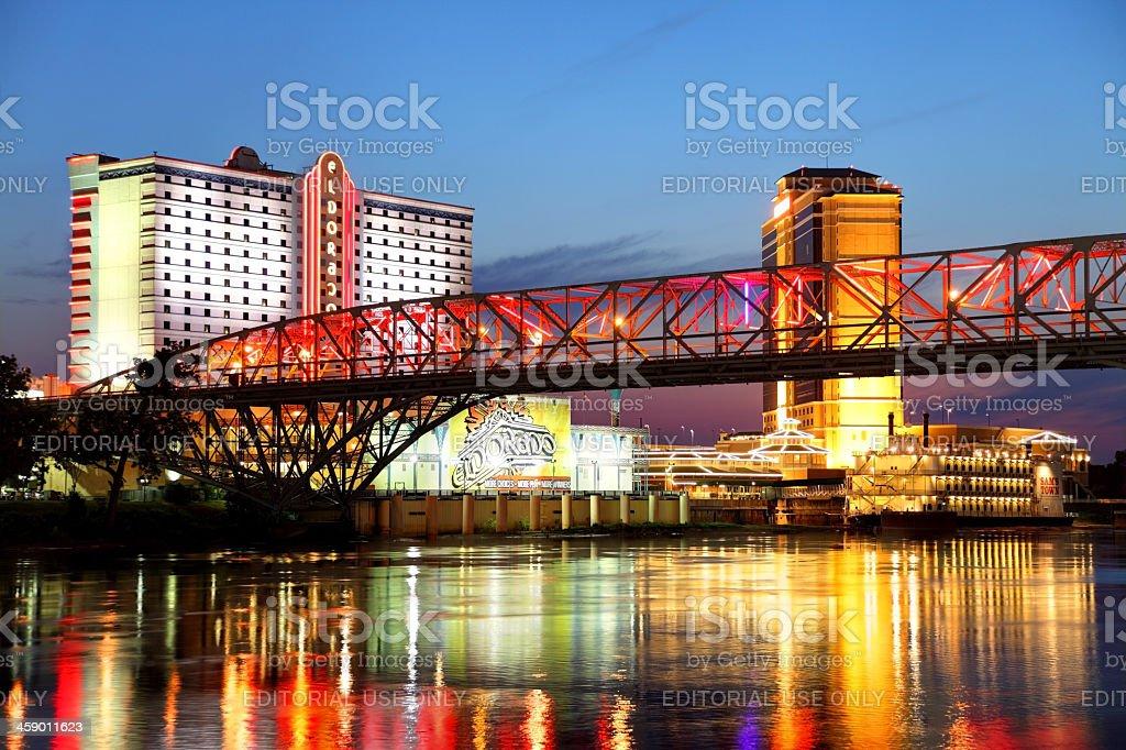 Shreveport stock photo