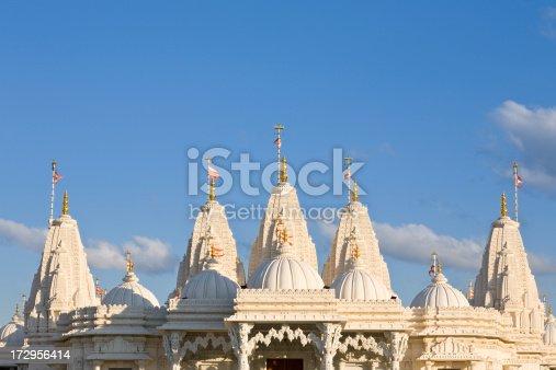 istock BAPS Shri Swaminarayan Hindu Temple Mandir Toronto Canada 172956414