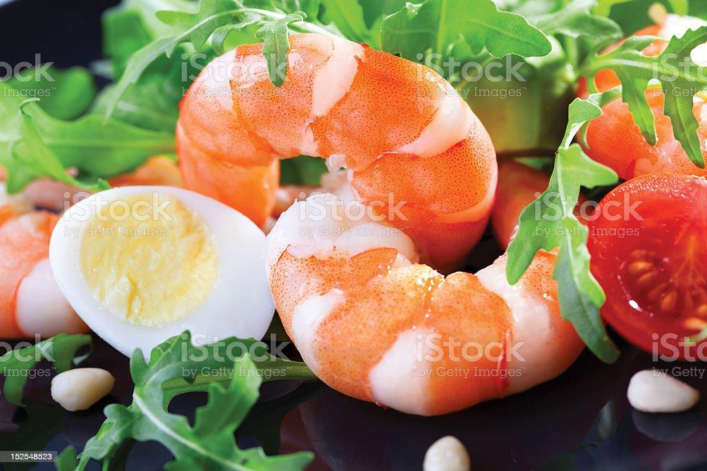 shrimp royalty-free stock photo