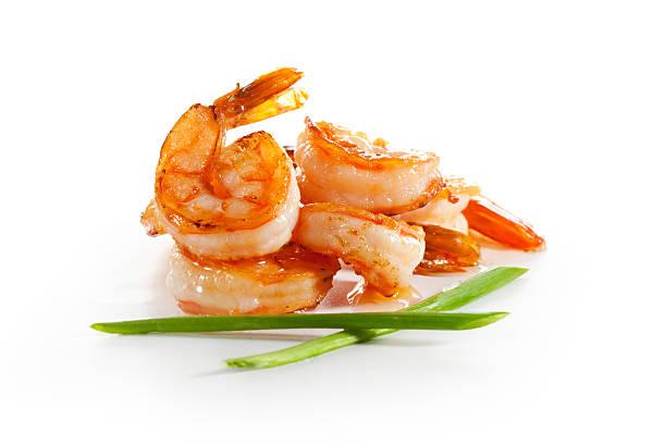 shrimps - räka fisk och skaldjur bildbanksfoton och bilder