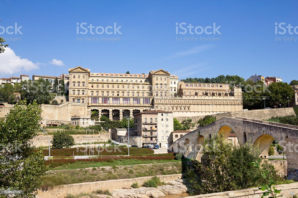 Santuario de St. Ignasi de Loiola (Manresa) - foto de stock