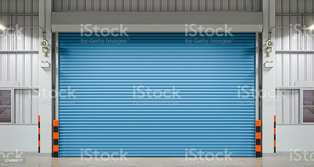Shutter door - Royalty-free Architecture Stock Photo