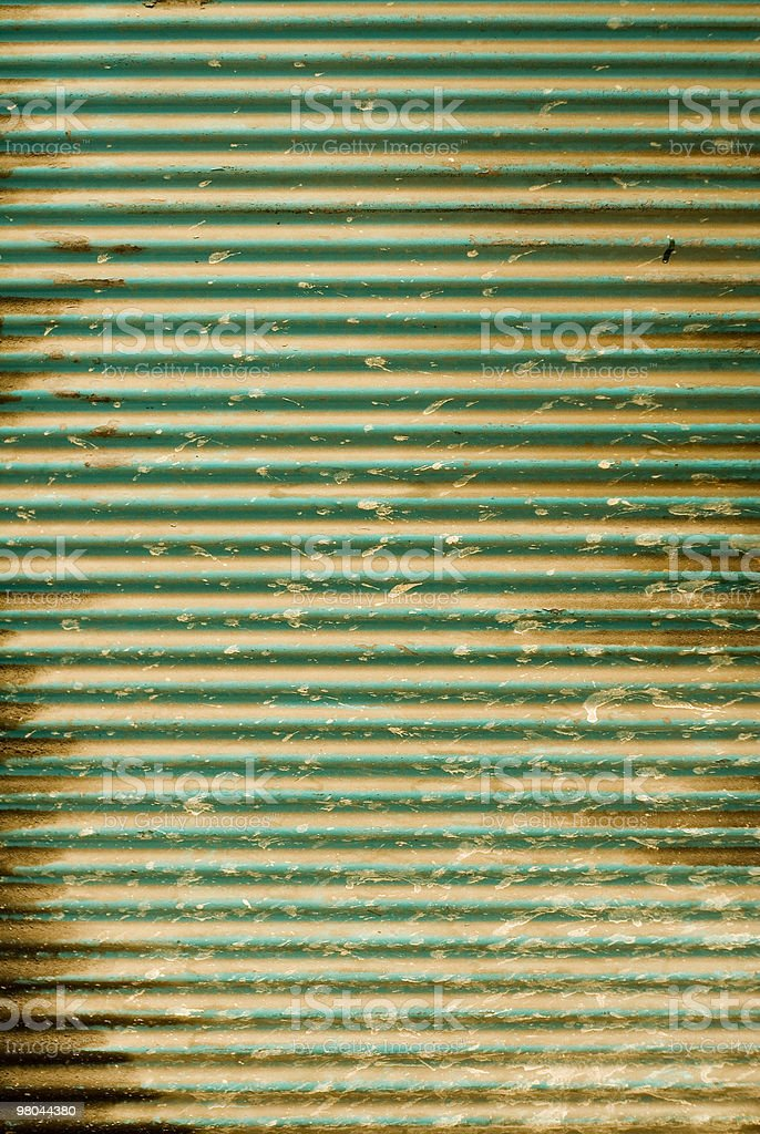 Shutter Door royalty-free stock photo