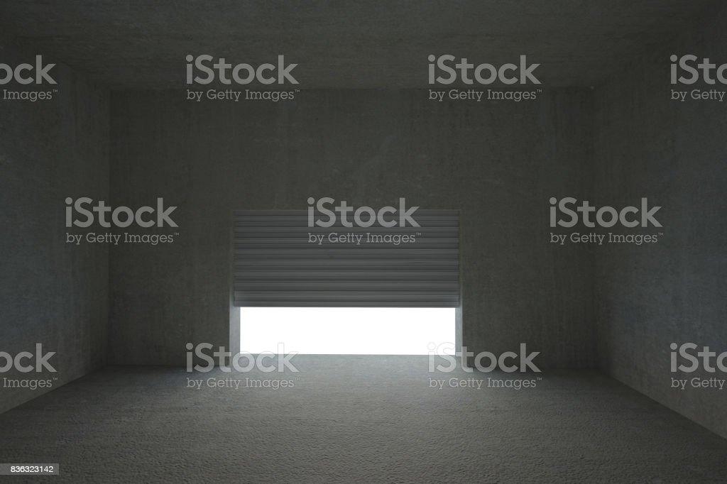 Apertura En El Cuarto Oscuro Del Obturador Foto de stock y más banco ...