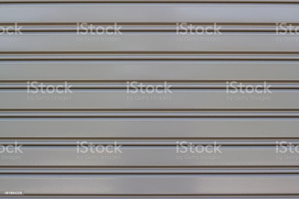 Fensterladen steel Tür Struktur – Foto