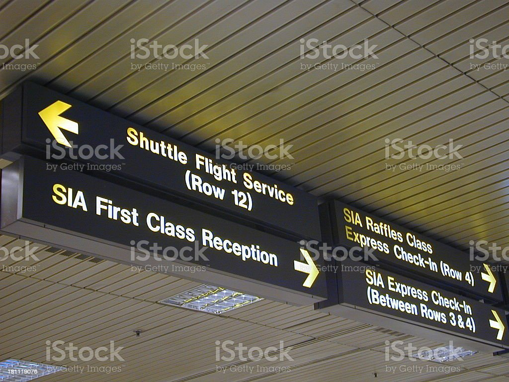 Shuttle flight royalty-free stock photo